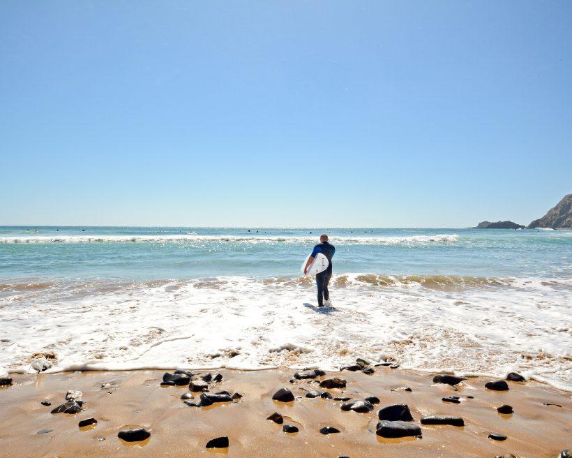 10 spots incontournables où surfer au Portugal!