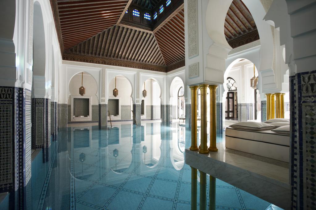 riad la Mamounia Marrakech