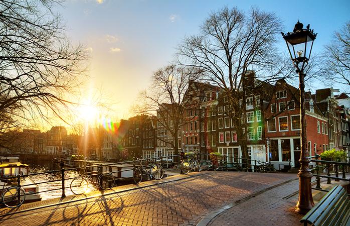 Le meilleur moment pour un weekend pas cher à Amsterdam