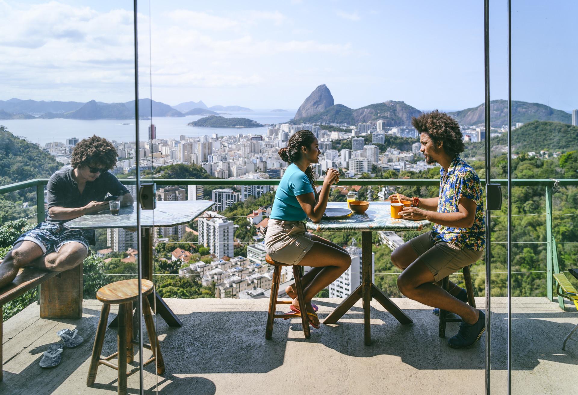 L'amour est un jeu à Rio de Janeiro