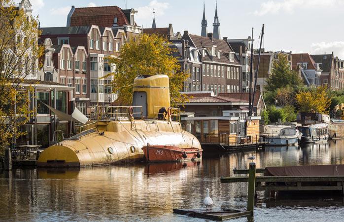 visiter Amsterdam - De Westelijke Eilanden