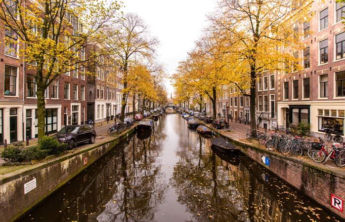 visiter Amsterdam - De Jordaan