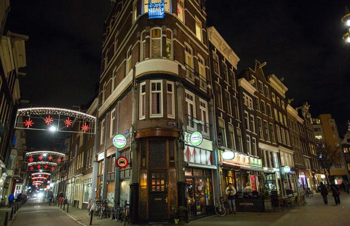visiter Amsterdam - De Nieuwmarkt