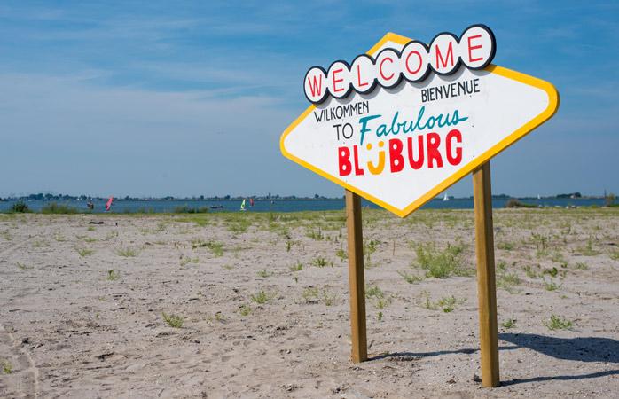 visiter Amsterdam - Blijburg aan Zee