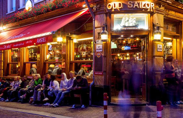visiter Amsterdam - De Wallen