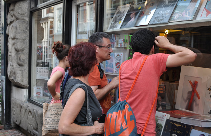 visiter Amsterdam - De Nieuwe Hoogstraat