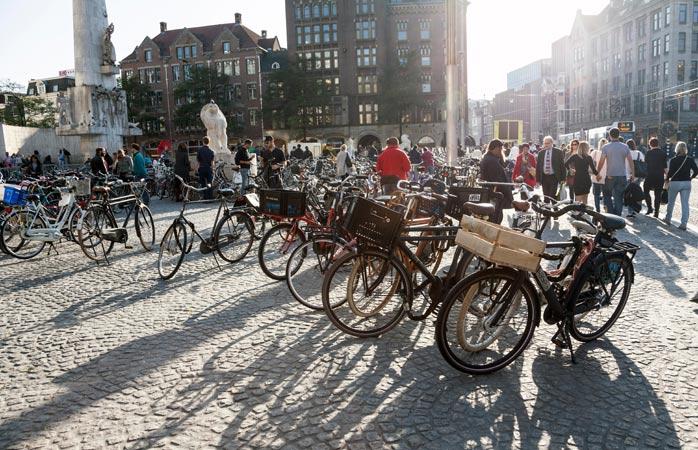 visiter Amsterdam - De Dam