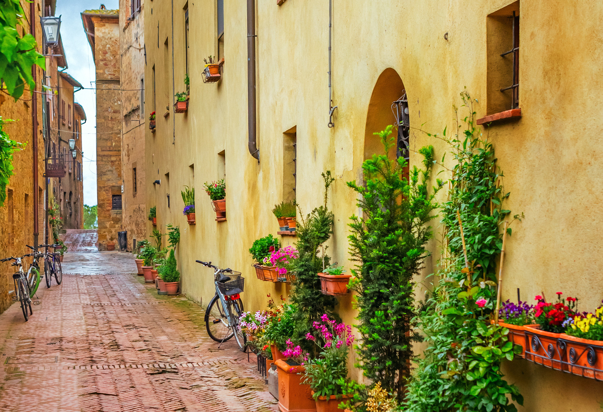 Découvrez Pienza, ville phare de la Renaissance