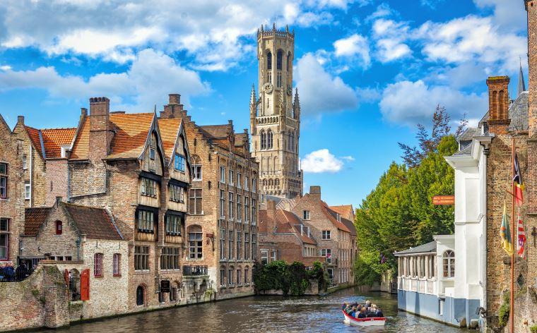Visiter Bruges et Gand en un weekend