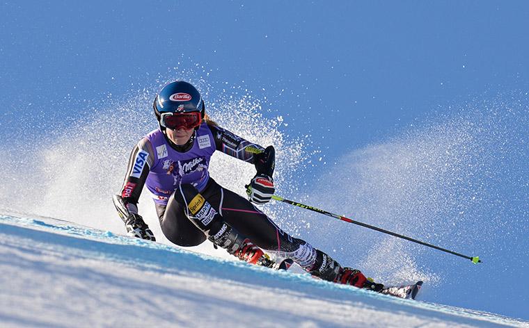 Mikaela Shiffrin à l'interview: voyages et conseils de ski