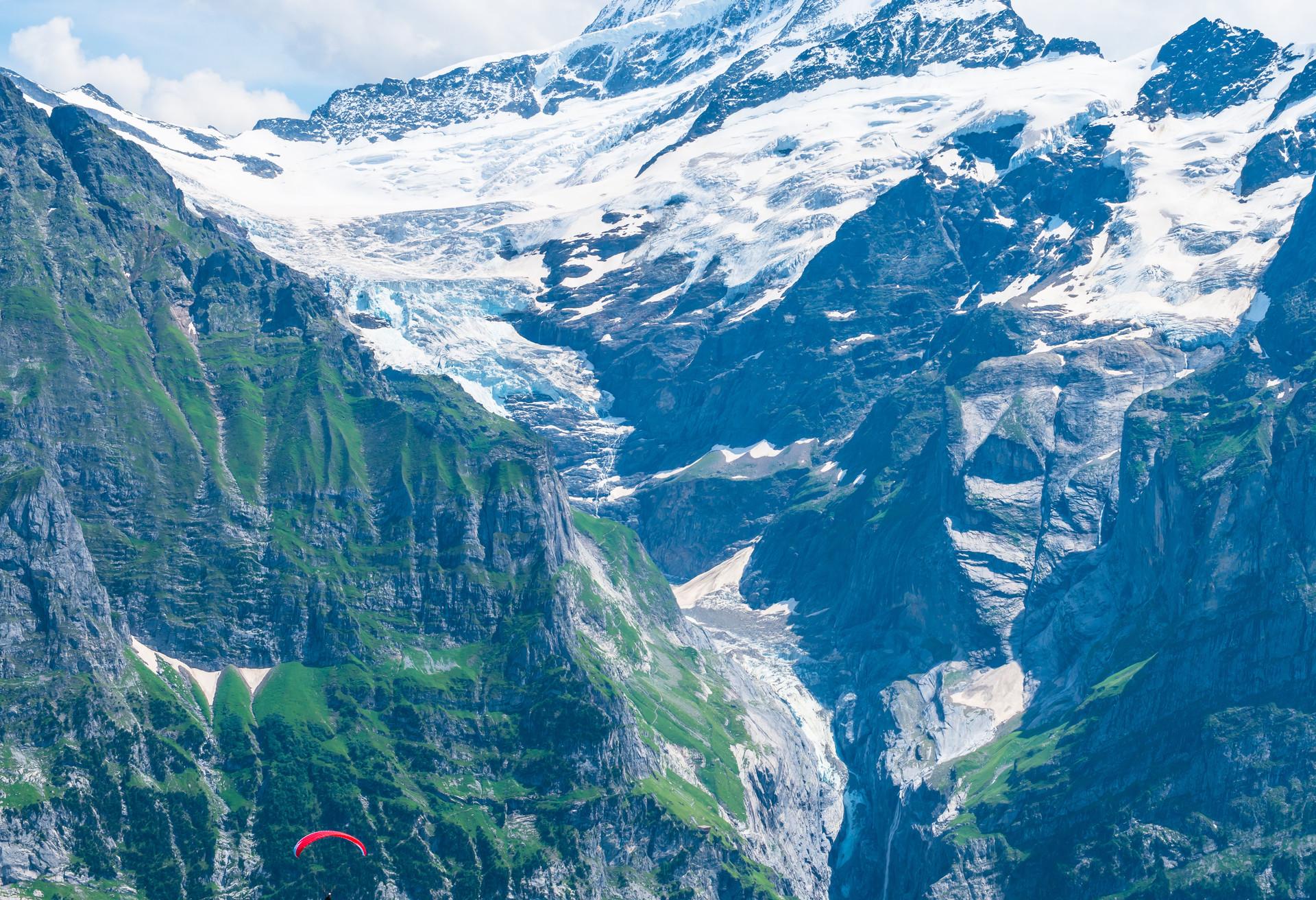 Le domaine skiable de la Jungfrau est une station de tous les superlatifs