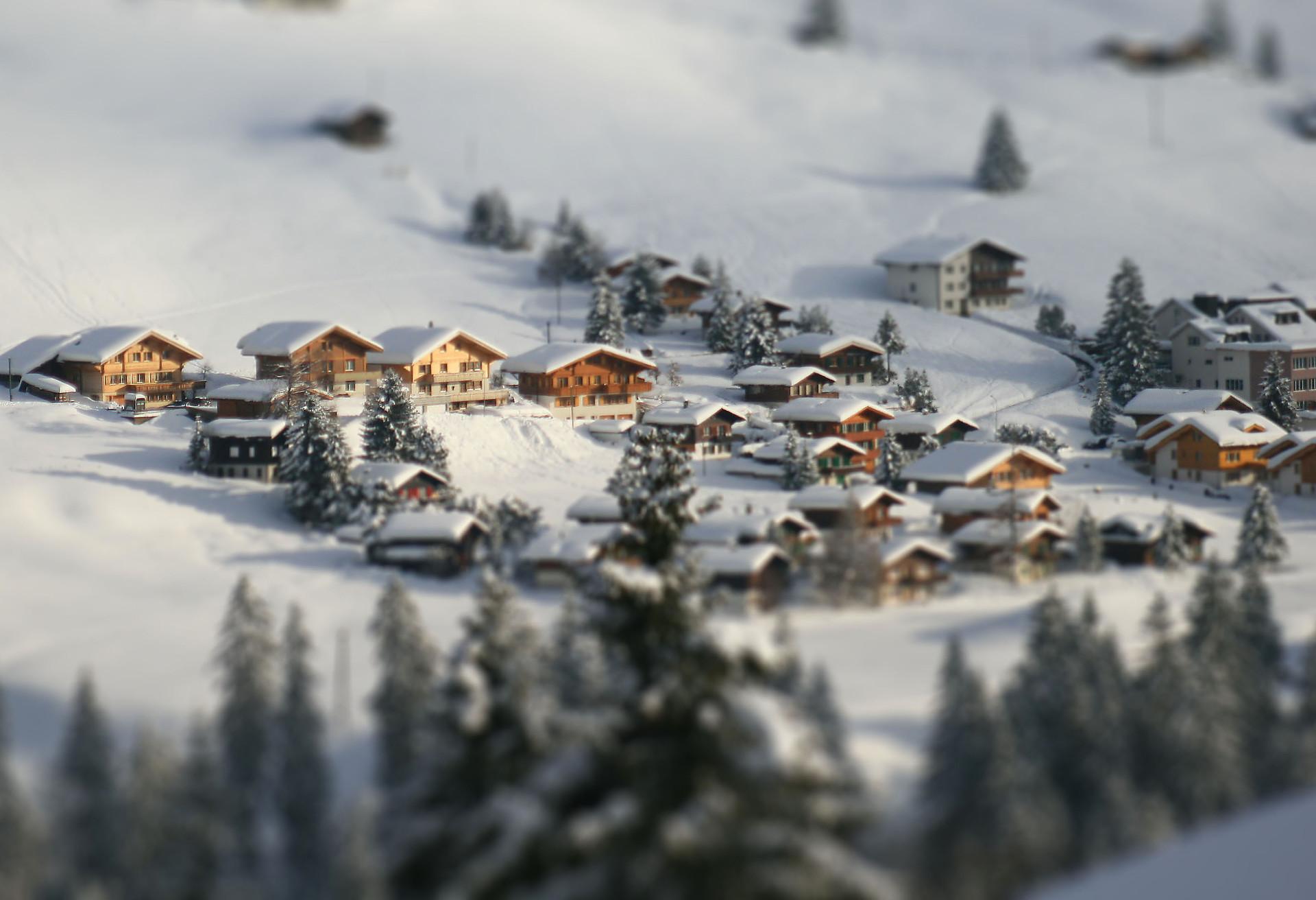 Une journée de ski aux conditions idéales à Adelboden