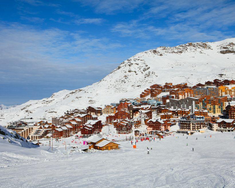 9 stations de ski françaises où trouver de la neige à Noël