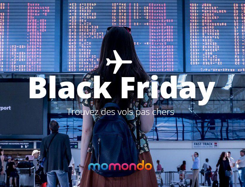 Black Friday – Trouvez des vols pas chers
