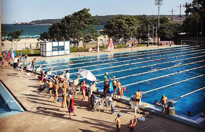 Varna, près de la mer Noire, est une excellente destination alternative pour les vacances d'été