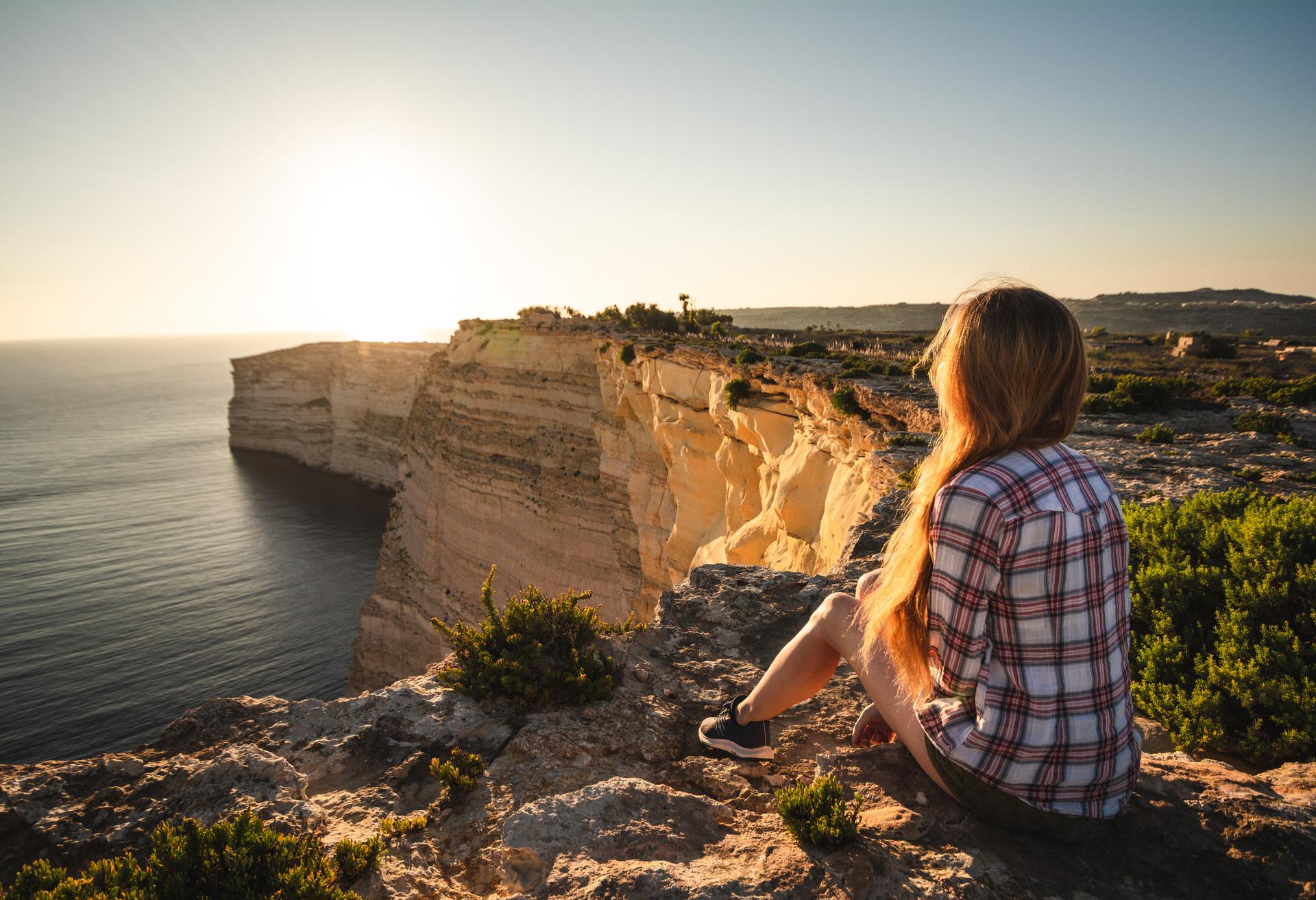 Plongez dans le «Blue Hole» à Gozo