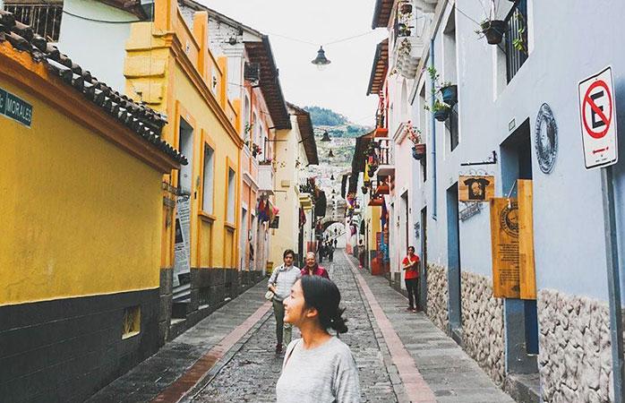 Quito, la capitale de l'Équateur, est une destination fascinante