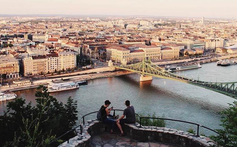 Les meilleures destinations pour un week-end en Europe en 2019