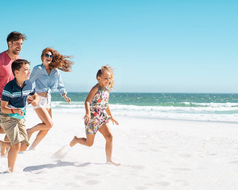 17 destinations pour des vacances en famille
