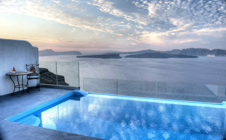 12 chambres d'hôtel avec piscine privée que l'on peut vraiment s'offrir