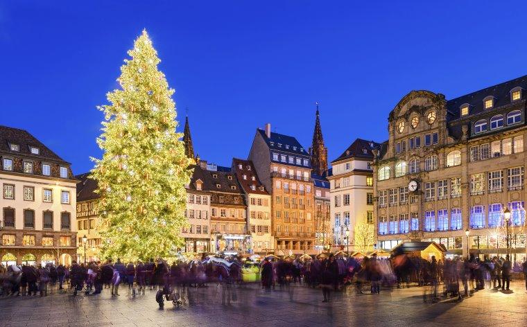 Les plus beaux marchés de Noël en France en 2018