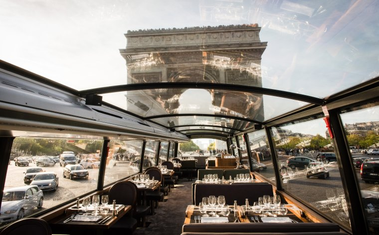Un restaurant insolite à Paris? Voici 11 adresses originales!