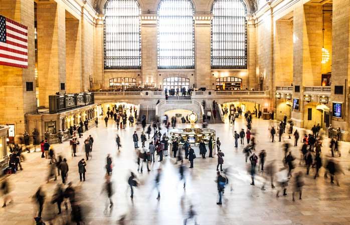 Perdu à Grand Central?